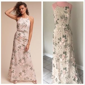 Anthropologie BHLDN Jenny Yoo Claire Dress NWOT
